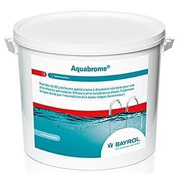 Vente de produits pour traitement au brome piscine coque for Vente produit piscine
